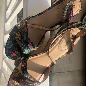 Avon Shoes - Summer Wedge